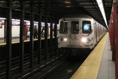 Hours after a 2 train struck a man at 174th Street Station, another train hit someone at 23rd Street.