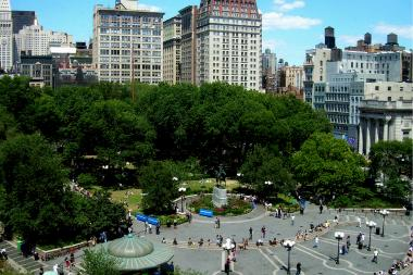Union Square Partnership has secured a new WiFi service vendor and three new antennas that will be able to handle 3,000 users as opposed to the mere 250 users it was able to serve before, said executive director of the partnership Jennifer Falk.