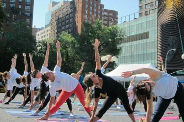 Union Square's Summer in the Park series will bring nine weeks of free programming in June.