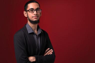 Muslim nonprofit leader and Brooklyn resident Asad Dandia, 20, is one of several plaintiffs to sue the NYPD June 18, 2013 with a claim that surveillance of Muslims was conducted unlawfully.