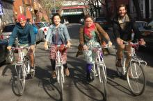 Brooklyn Bike Company Starts Brunch-and-Ride Tour