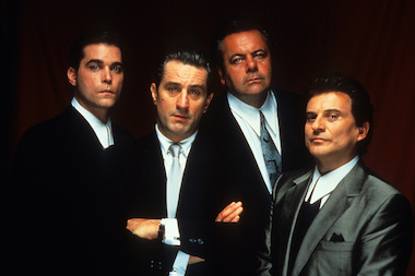 "The Lufthansa heist was a plot point in the classic gangster film ""Goodfellas."""