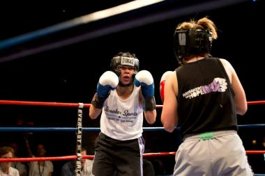 Live the life of a pro fighter at Haymakers for Hope, a charity boxing event coming to New York City in November 2013 that invites first-time pugilists to take part and pairs combatants based on their skill level, experience, size and athleticism.