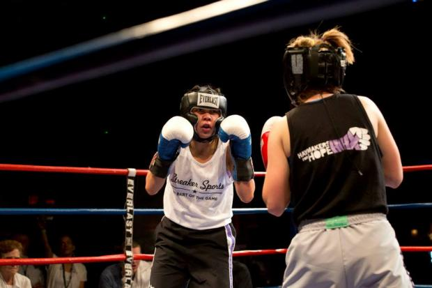 Haymakers for Hope Brings Amateur Boxers to Ring to Fight Cancer