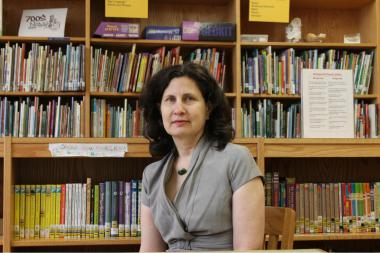 Neighborhood School Fights to Fund Library