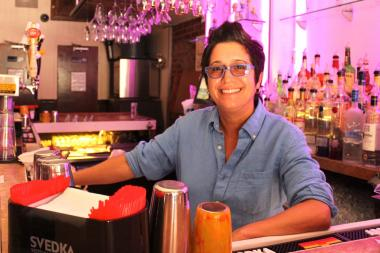 "The West Village lesbian bar Henrietta Hudson will have an ""Occupy Hudson Street"" theme for Pride Week and a cocktail called the Equaltini."