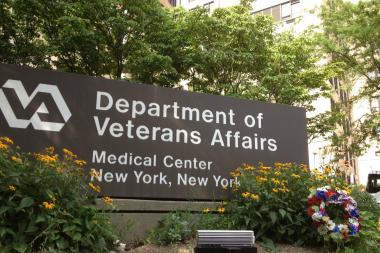 After weeks without air conditioning at Manhattan's VA Hospital, things may finally cool down on Friday, officials said.