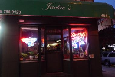 "Jackie's Fifth Amendment, the bar that wanted to ""secede"" from Park Slope, is bowing to changing times."