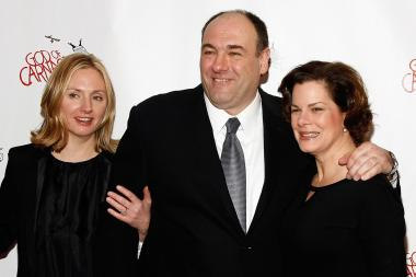 Actor James Gandolfini, 51, died of a heart attack while traveling with his family in Rome, Italy, on Wednesday, June 19, 2013.