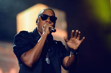 Jay-Z has applied to perform a concert atop the Ed Sullivan Theater Marquee in Midtown on July 8, 2013.