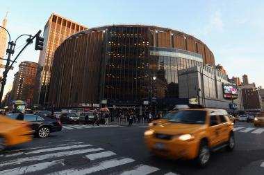 The City Council voted to grant a 10-year operating permit to Madison Square Garden Wednesday, July 24, 2013. Local leaders hailed the vote as a necessary step for moving the arena to make way for an expansion of Penn Station.