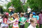 Madison Square Park's Free Kids Concert Series