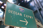 Major Deegan Expressway Lanes Closed Due to Jackknifed Tractor-Trailer