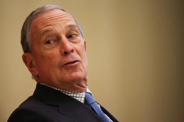 Mayor Michael Bloomberg said he believes NYCHA residents should be fingerprinted during his weekly radio address Friday.
