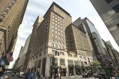 The MTA is moving from its headquarters on Madison Avenue between 44th and 45th streets. The agency issued a request for proposals from developers on Tuesday, June 25, 2013, seeking 99-year leases for the property.