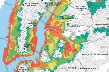 Expanded Flood Evacuation Zones Now Cover 600K More New Yorkers