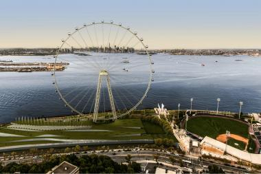 The New York Wheel and the Empire Outlets zoning application was unanimously approved by the City Council on Wednesday, Oct. 30, 2013.