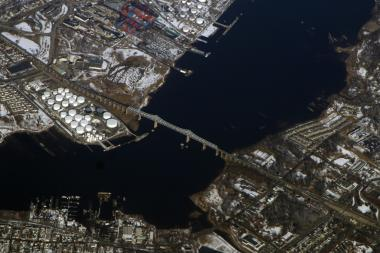 The Port Authority will resurface the Outerbridge Crossing starting in July until October. The bridge will be closed at nights during the week throughout construction.