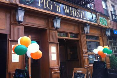 Pig 'n' Whistle's new location in Murray Hill opened last week.