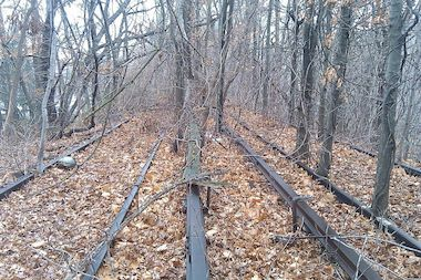 Advocates for the QueensWay want to turn a 3.5 mile stretch of abandoned railroad tracks into a High Line-style park.