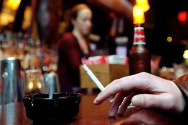 These bars allow smokers in the city to be outcasts no more.