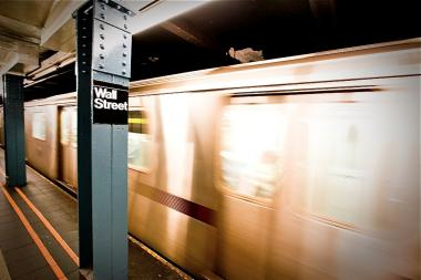 A 65-year-old man told police he was assaulted on the subway on June 20, 2013 after he intervened in an argument between a young man and woman.