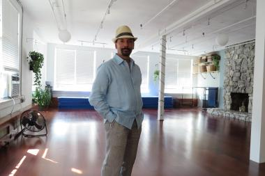 "Conrad Bradford finds ""ghost spaces"" for schools, yoga studios and others unwelcomed by many landlords."