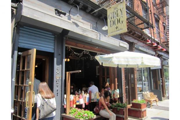 Grey Dog Bedford And Carmine : Grey dog to open vintage cafe in return carmine street