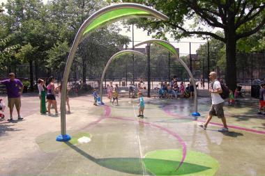 The best places to cool off in Jackson Heights and Elmhurst.