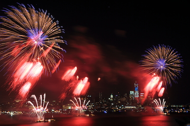 DNAinfo New York rounded up the best places — indoors and out — to view fireworks on the Fourth of July.
