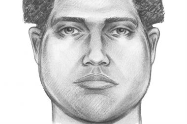 Police are searching for this man in connection to an attempted rape near 275 Webster Ave in Kensington, Brooklyn on July 23, 2013.