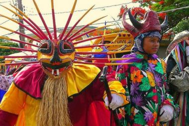 This weekend, East 105th Street will be transformed into a hotbed of African, Spanish and Caribbean culture with the 31st annual Fiestas Santiago Apostol.
