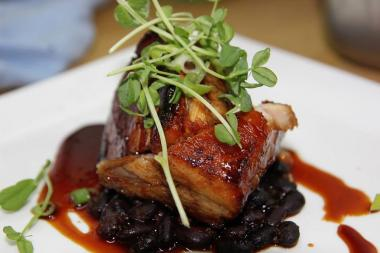 Oxford Kitchen is a new contemporary American cuisine restaurant in Fort Greene.