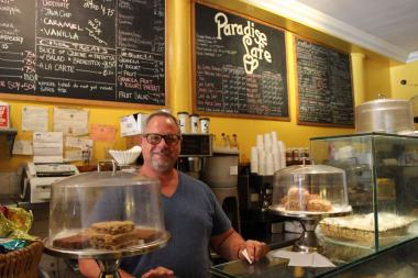 The cafe will close after its landlord doubled the rent.