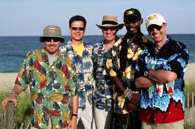 Parrotbeach will play Jimmy Buffett tunes in Forest Hills on Wednesday.