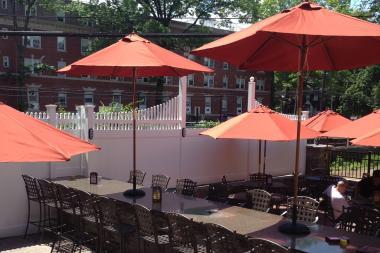 Popular Kew Gardens Pub Expanding Al Fresco Dining Space Kew Gardens New York Dnainfo