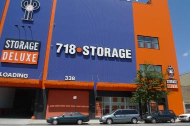 A trove of condoms, cigars, cigarettes and other personal belongings were stolen from a storage unit at Storage Deluxe at 338 Third Ave., police said.