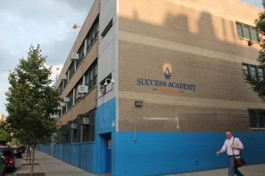 Success Academy will no longer be setting aside a preference for ELL students in its lottery.