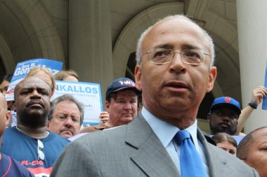 The East Side Democratic Club has reversed its non-endorsement position in the mayor's race and is now backing Bill Thompson, the club exclusively told DNAinfo.com New york.