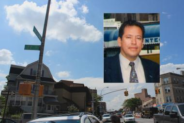 The corner of 77th Street and Broadway in Jackson Heights will be named Guillermo Vasquez Corner on Saturday.
