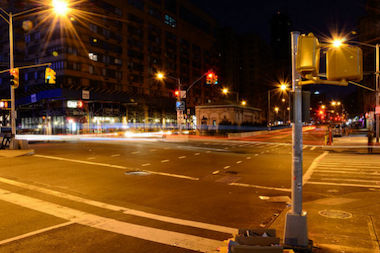 Traffic consultants made recommendations to improve safety at troublesome intersections.