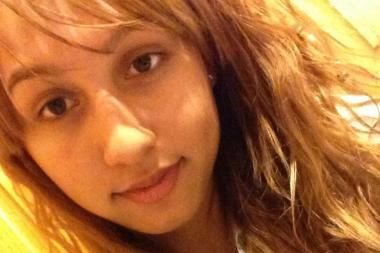 Natasha Martinez, 17, was ambushed and stabbed while walking home after working a shift at McDonald's Monday night.