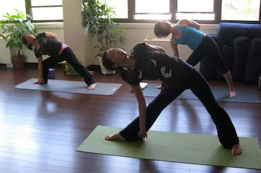 BambooMoves Yoga Studio will participate in the first wellness week in Forest Hills.
