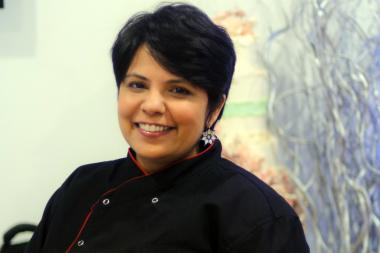 Chef Surbhi Sahni and Natalie Pinto hope to open a place in Jackson Heights.
