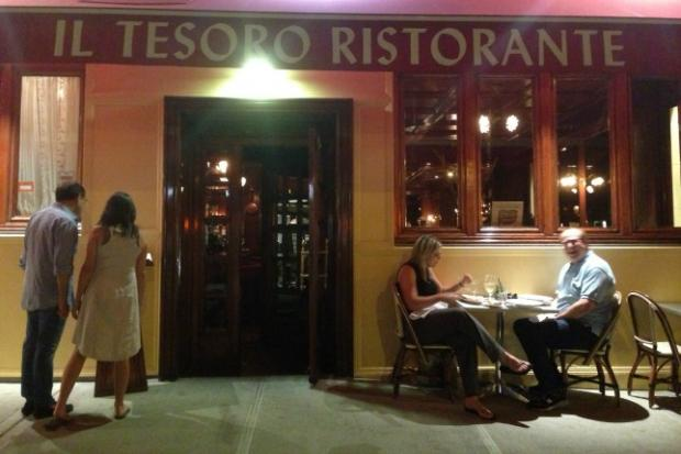 Il Tesoro Adds Outdoor Seating And Revitalized Dining Room Upper East Side