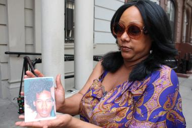 "The mother of Islan Nettles, the transgender woman who was taken off of life support Thursday after she  suffered a fatal beating  being investigated as a hate crime last week, called for the suspect in the case to ""rot in jail for life"" and said the $2,000 bail he was released on was much too low"