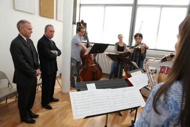Spaceworks LIC is a pilot that will offer hourly rehearsal spaces to performance artists.