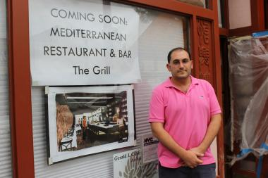 The Grill is slated to open on 70 th  Road in a couple of weeks.