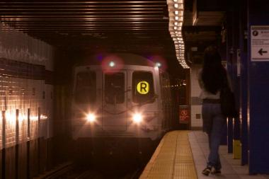 The Metropolitan Transportation Authority will close the R train tunnel that links downtown Brooklyn to lower Manhattan for 14 months starting this Friday for Sandy fixes
