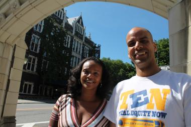Rochelle Hill and Joe Rogers Jr. are looking for a few good mentors. In an effort to connect young people who need to be mentored with adults willing to provide guidance, Hill's and Roger's respective organizations, Harlem CARES Mentoring Movement and Total Equity Now, are sponsoring the first ever Harlem Mentoring Fair on Tuesday Aug. 13 at the Minisink Townhouse.